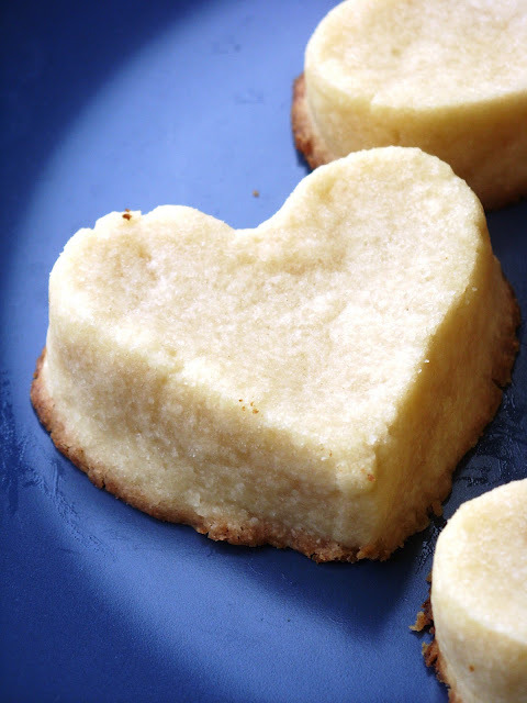 The Betty Crocker Project : Shortbread Cookies | Meet The Shannons